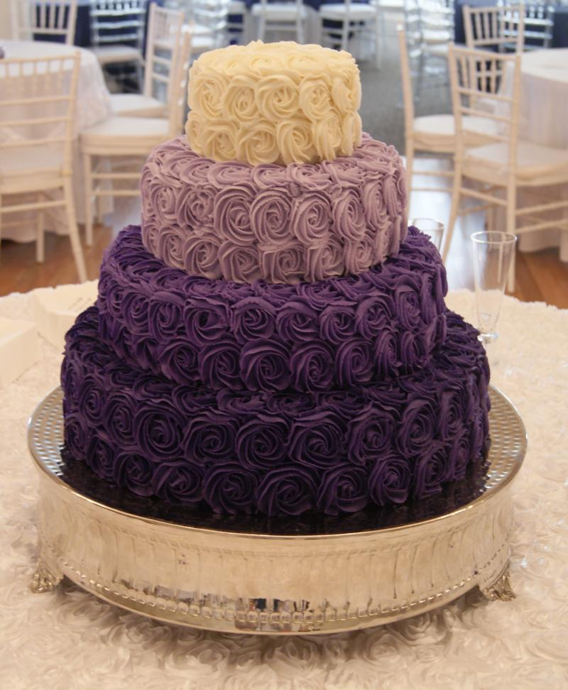 homemade buttercream wedding cakes online image