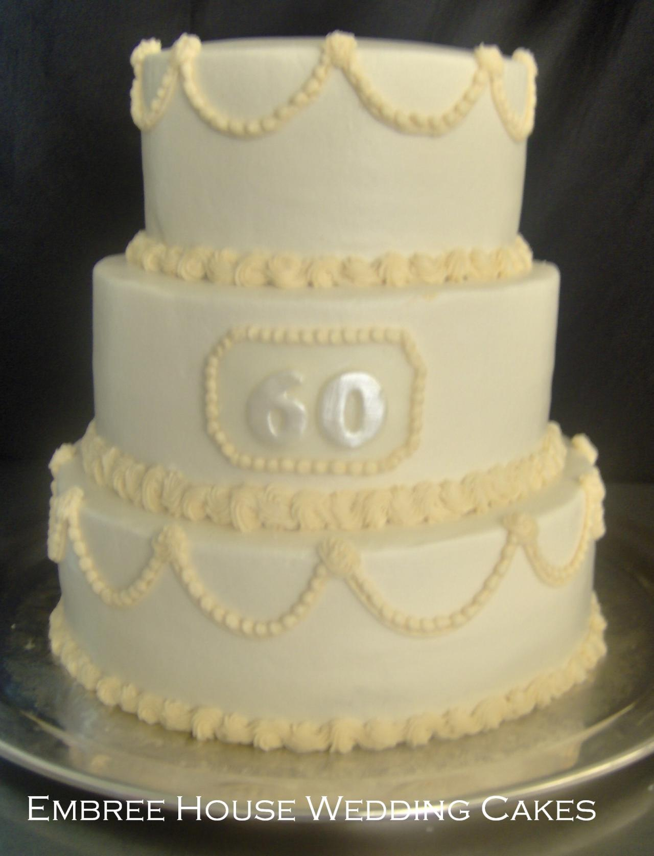 Embree House Wedding Cakes - Specialty Cakes